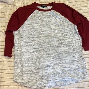 3/4 Long sleeve t-shirt forever 21